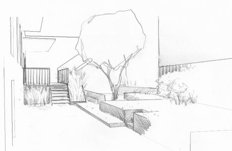 Etude jardin en ville atelier 10 design for Dessiner un jardin gratuit