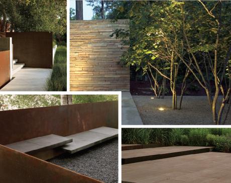 Etude jardin en ville atelier 10 design for Amenagement de jardin contemporain